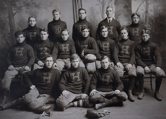 1904 Football Champs
