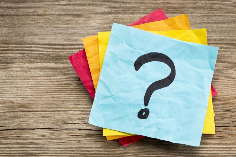 Ask Your Agent These Commercial Insurance Questions